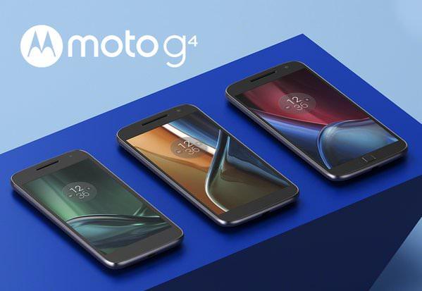 Motorola Moto G4 Plus 3