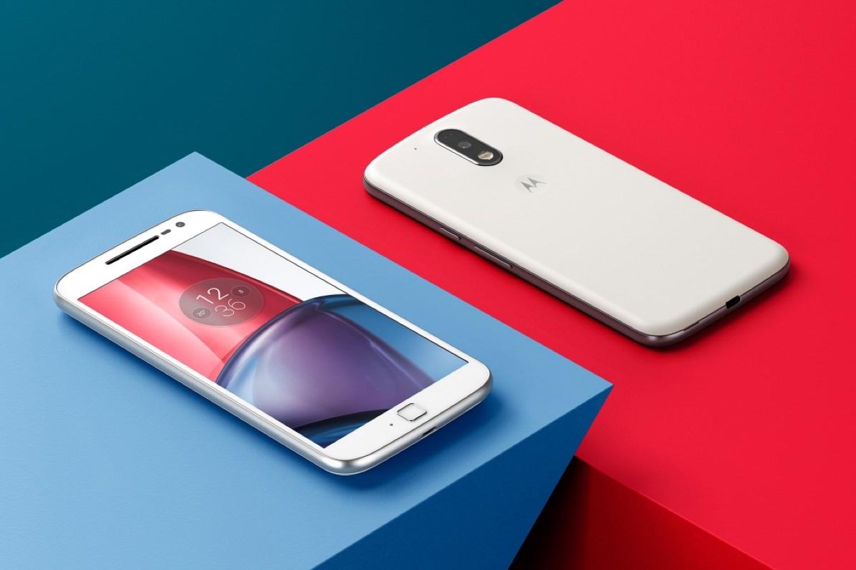 Motorola официально представила смартфоны Moto G4 и Moto G4 Plus