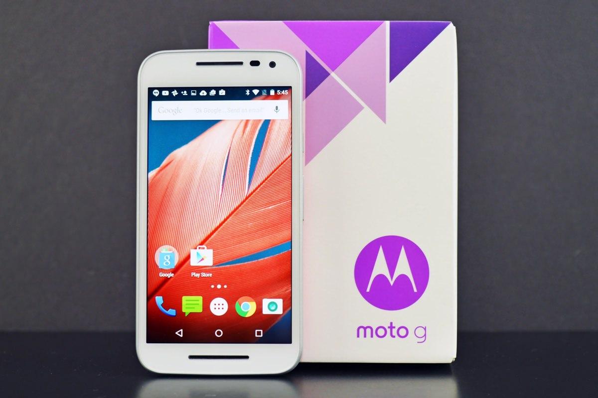Motorola приглашает на презентацию Moto G4 и Moto G4 Plus