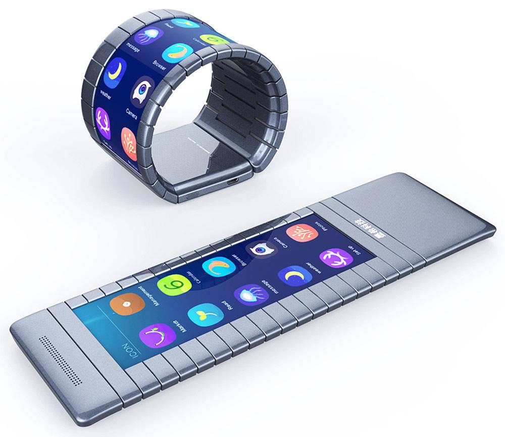 Самые интересные дизайны телефонов