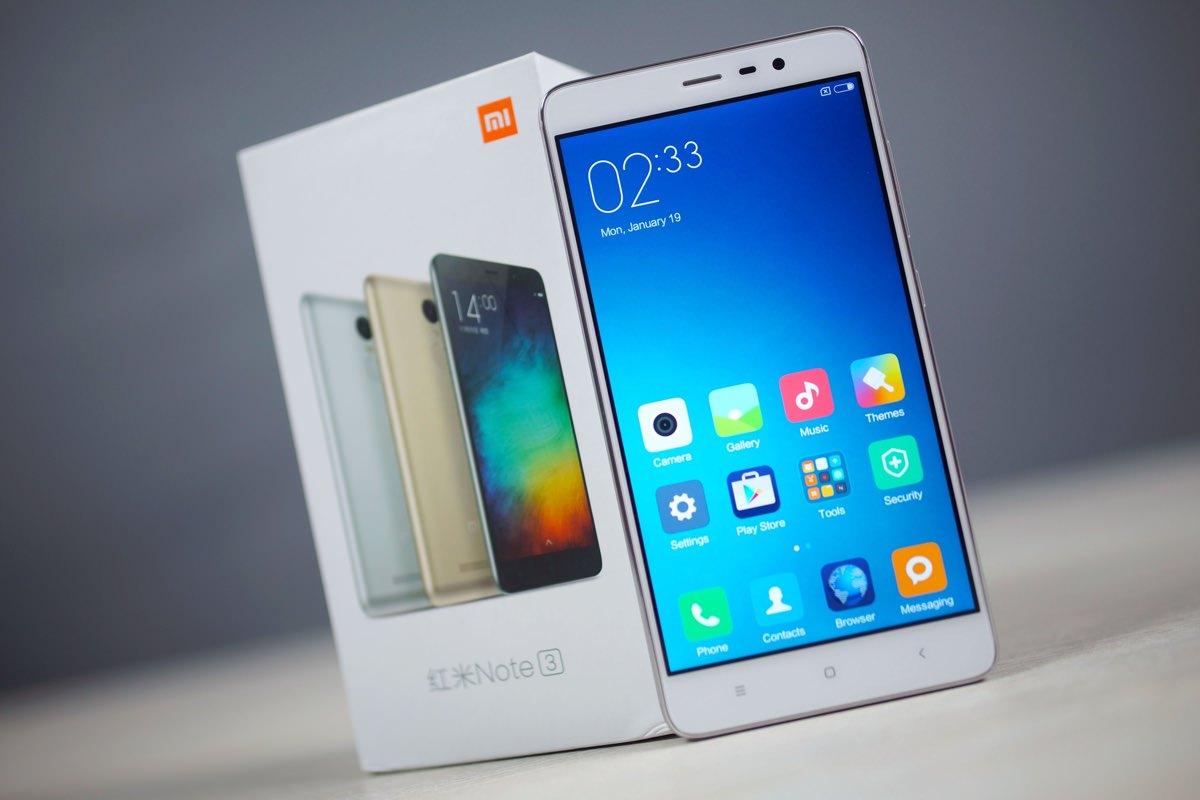 Xiaomi успешно продала более 600 000 смартфонов Redmi Note 3