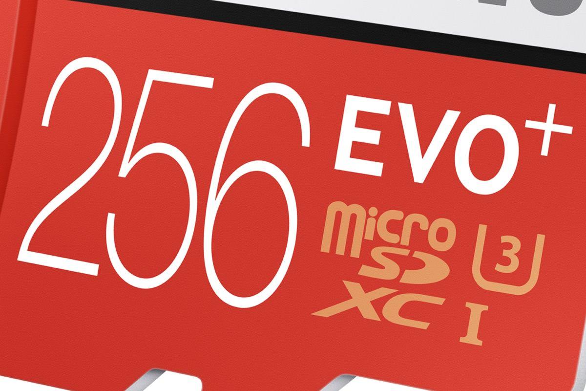 Samsung выпустила скоростную карту памяти microSDHC объёмом 256 Гб