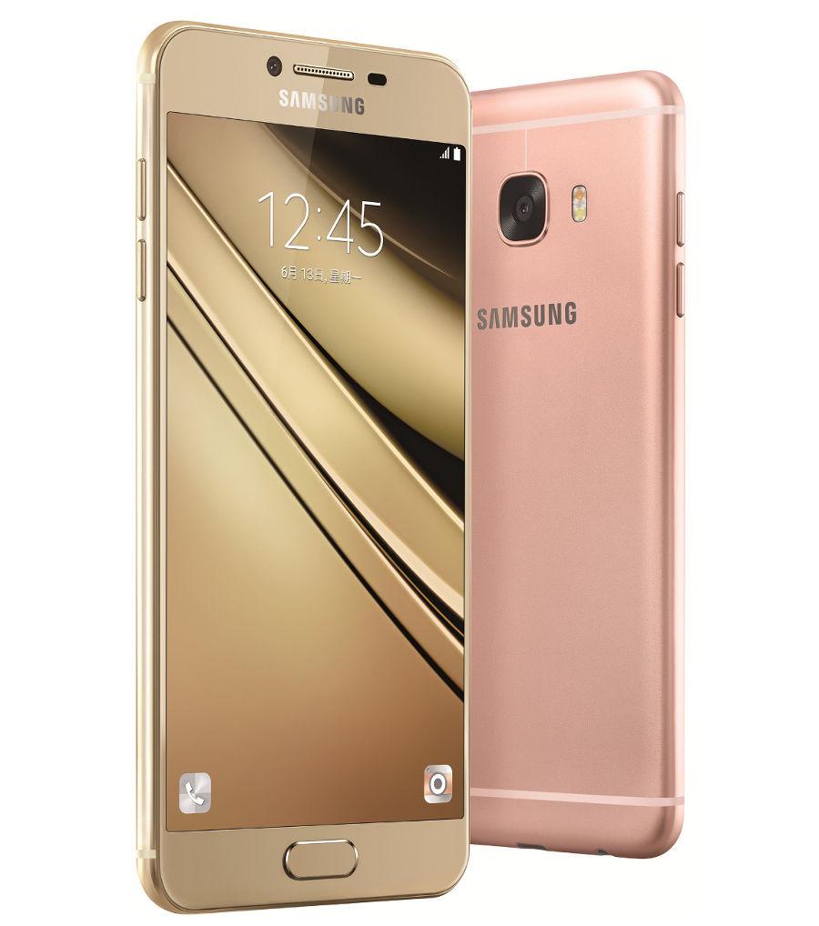 Samsung Galaxy C7 2