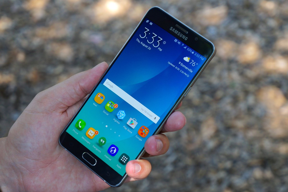Samsung оснастит Galaxy Note 6 батареей на 4200 мАч и 256 Гб памяти
