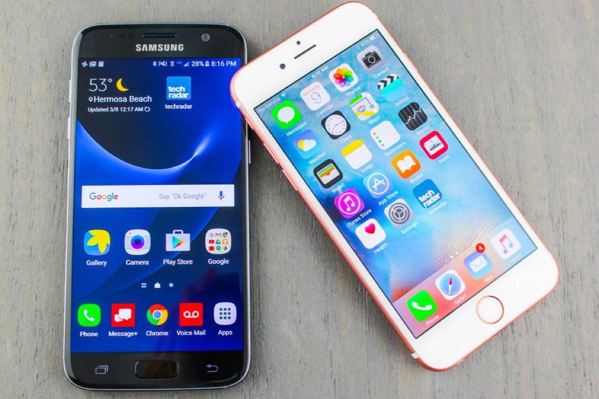 Программные особенности Samsung Galaxy S7, которых сильно не хватает в Apple iPhone 6s