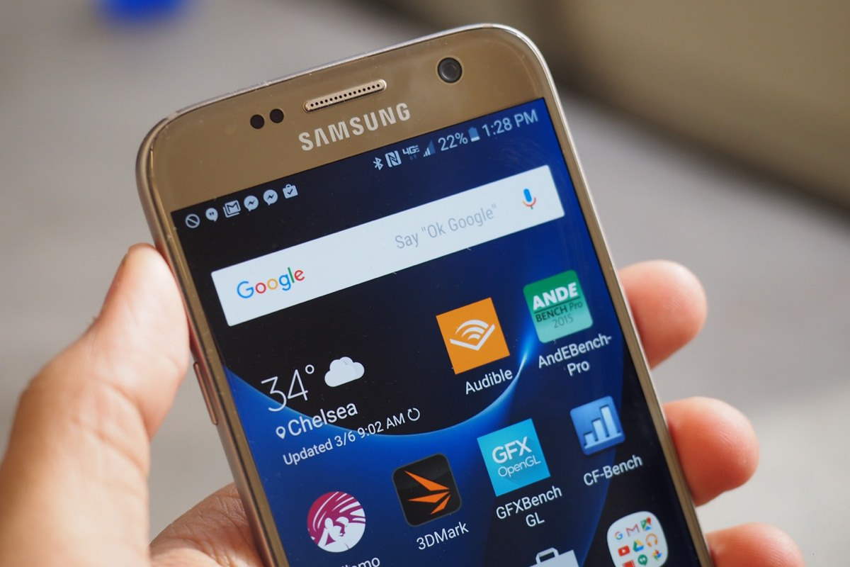 Samsung Galaxy S7 и S7 edge самостоятельно устанавливают приложения