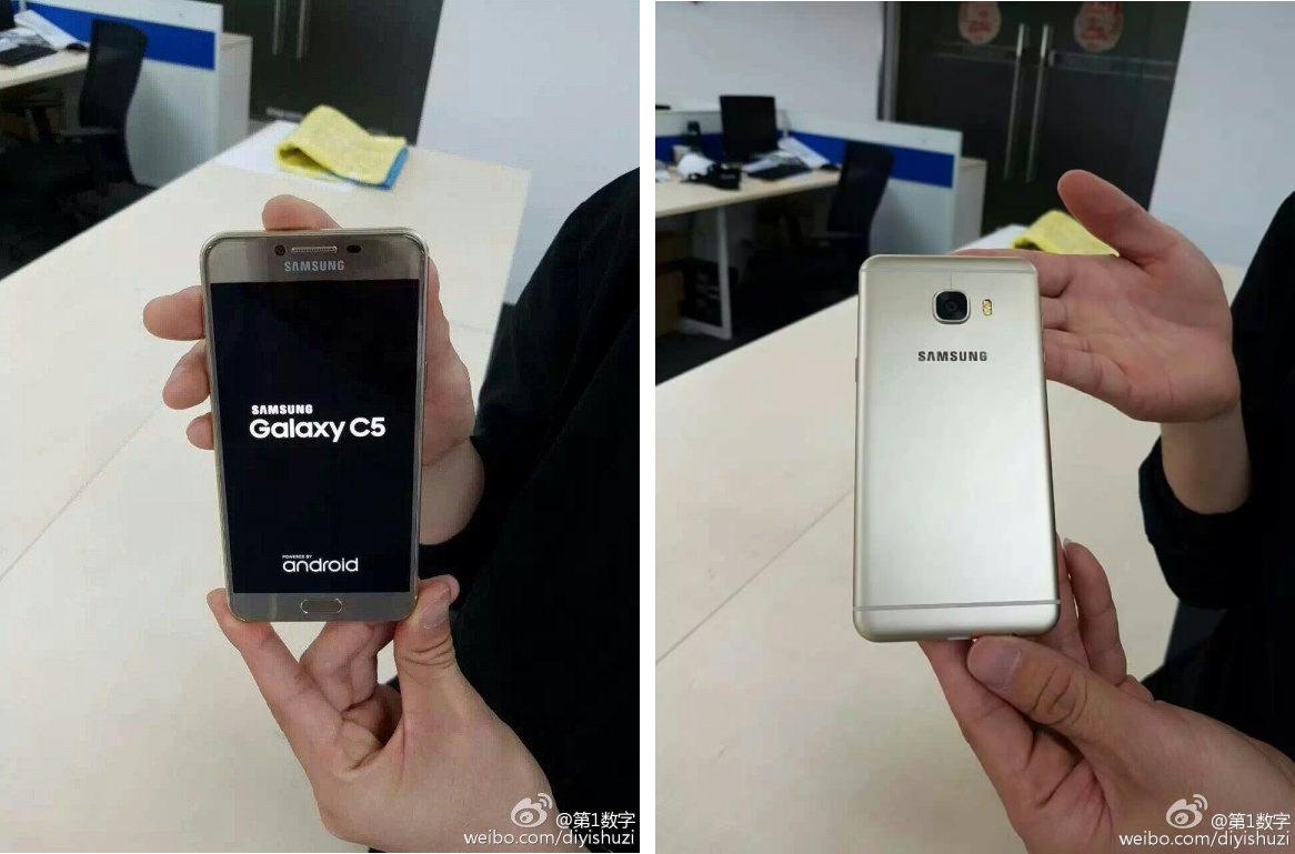 Samung Galaxy C5
