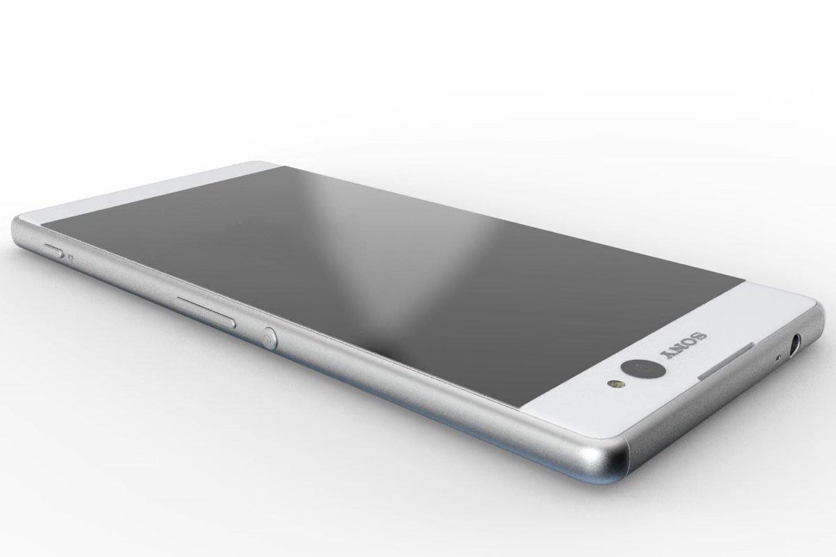 Рендеры смартфона Sony Xperia C6 Ultra утекли в Интернет