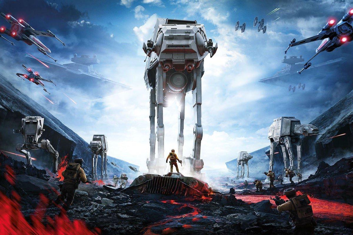 Как бесплатно поиграть в Star Wars: Battlefront на PC
