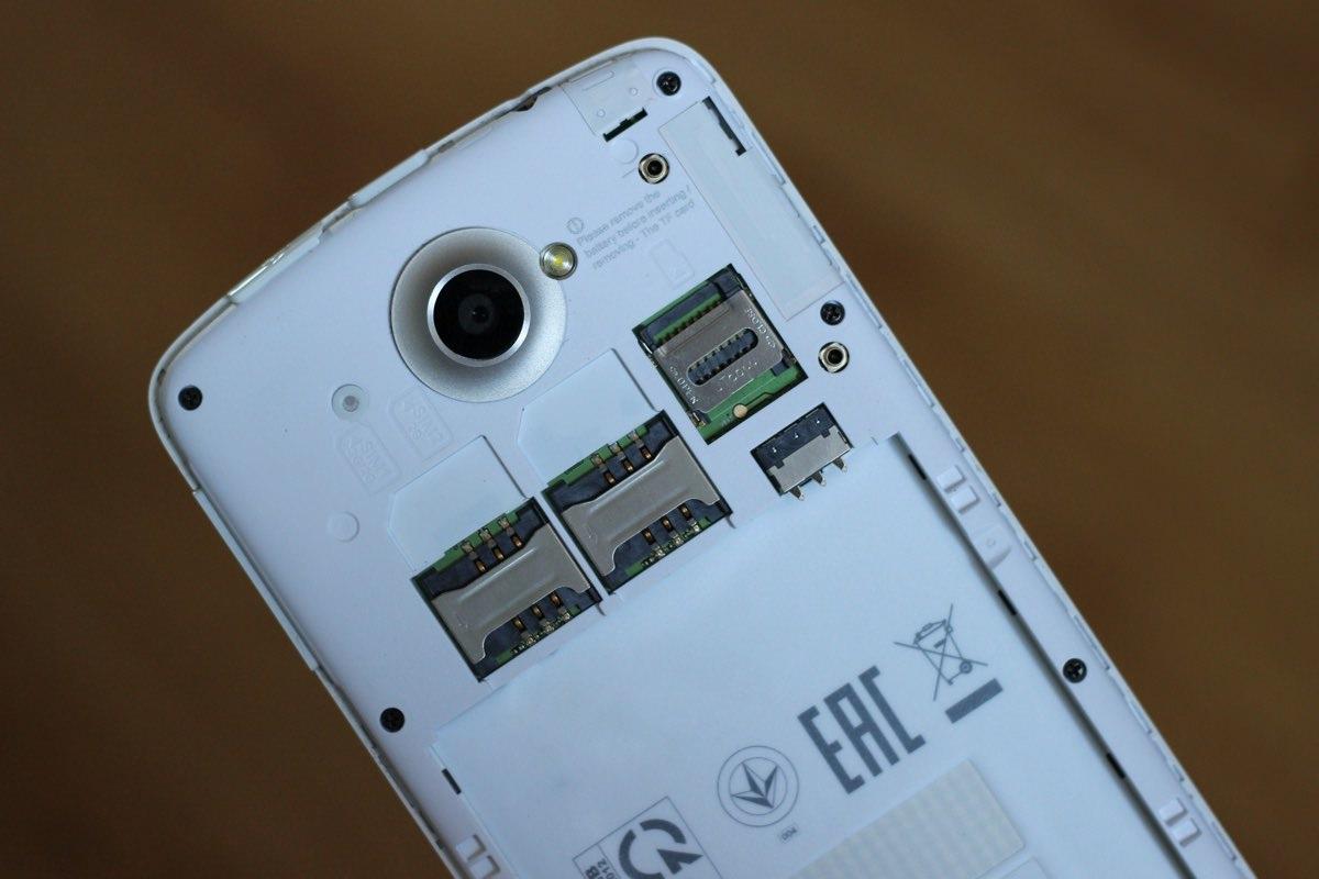 Российский смартфон TaigaPhone готовится к производству