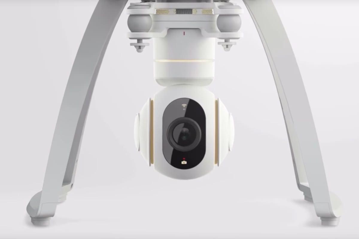 Xiaomi официально представила своего первого дрона