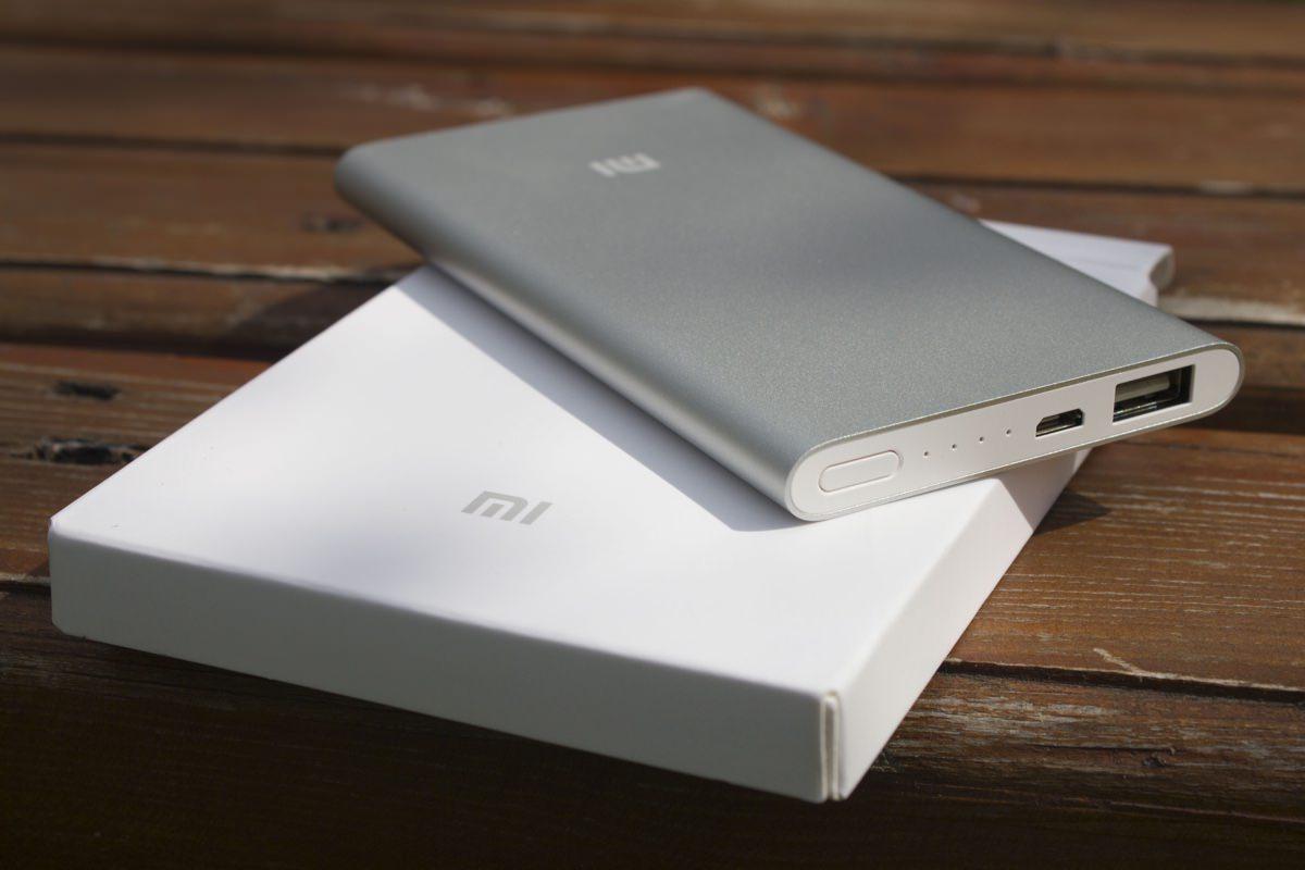 Обзор аккумуляторной батареи Xiaomi Mi Power Bank 5000 мАч