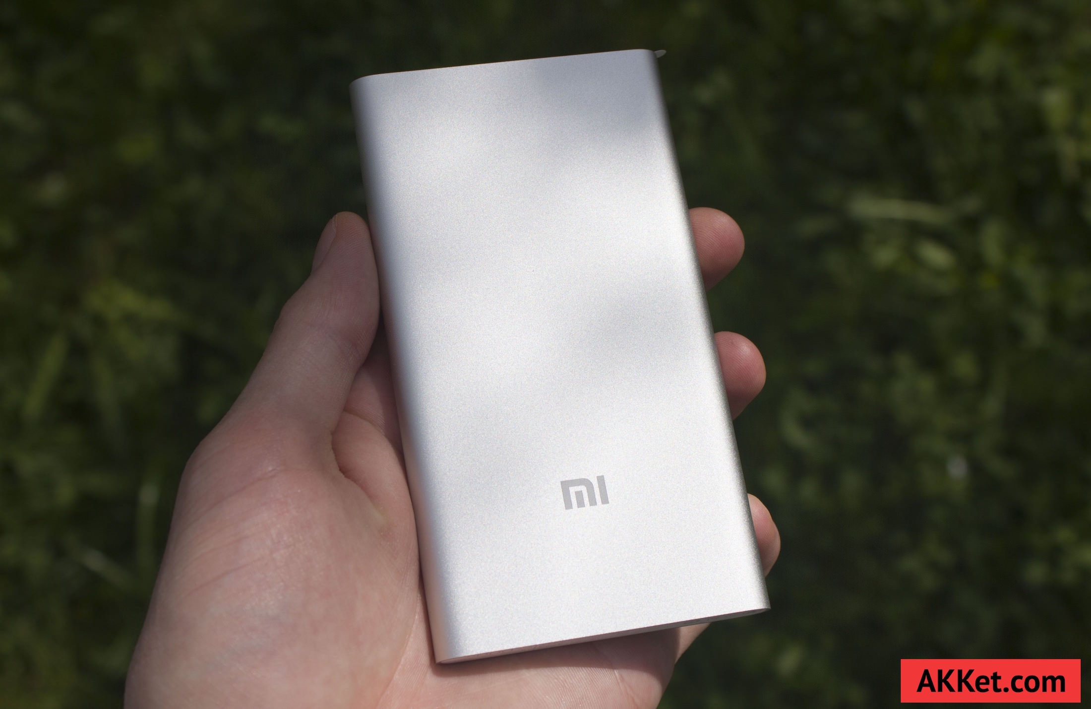 Xiaomi Mi Power Bank 5000 mAh Review iPhone 3