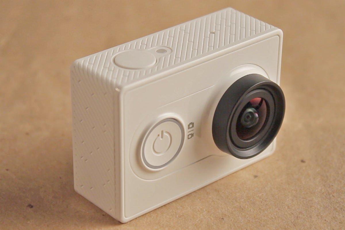 Второе поколение камеры Xiaomi Yi получит поддержку записи 4K-видео