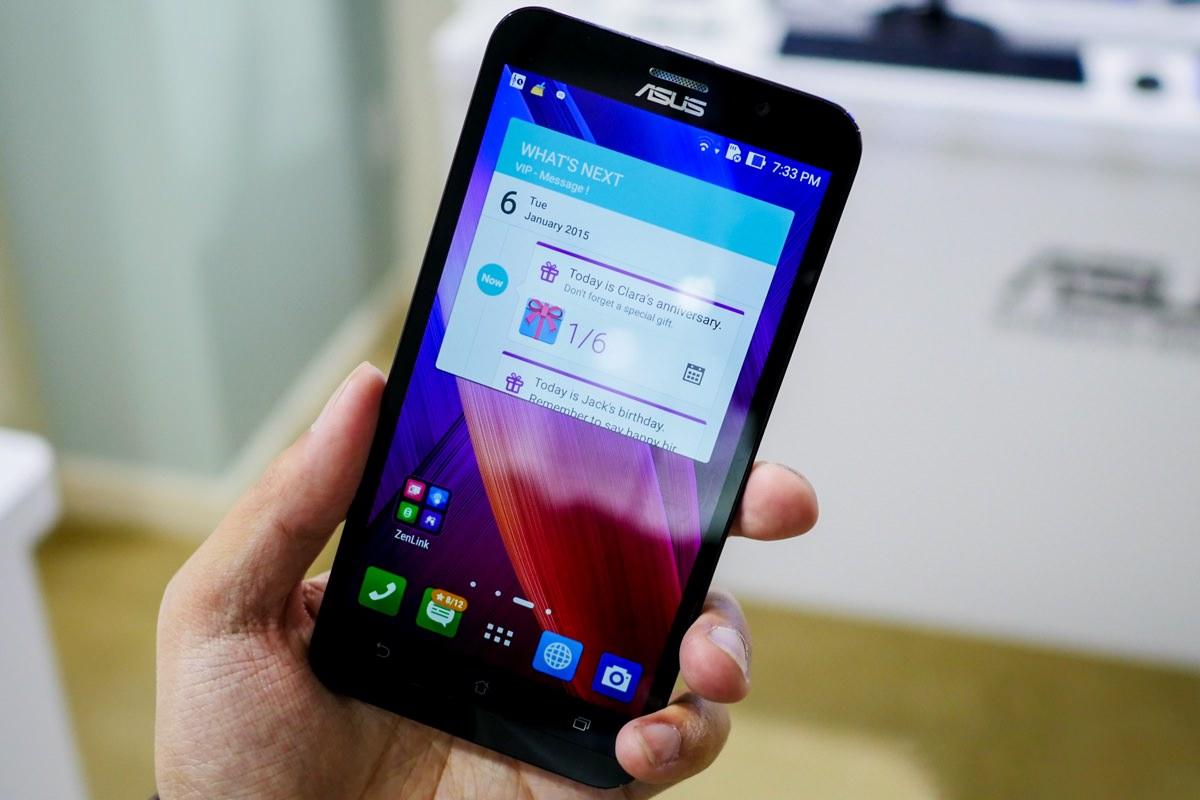 Технические характеристики ASUS Zenfone 3 попали в сеть
