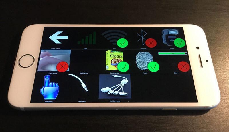 iPhone 6 прототип
