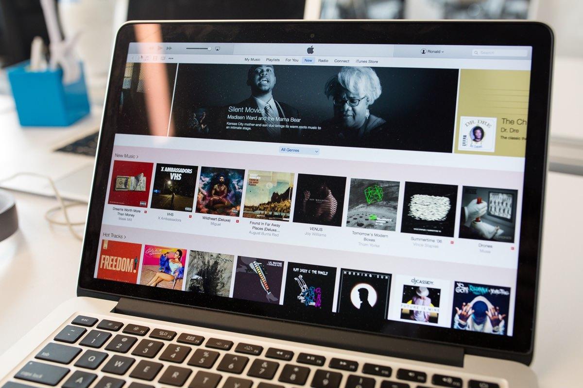 Apple уберет из iTunes возможность скачивать контент на компьютер