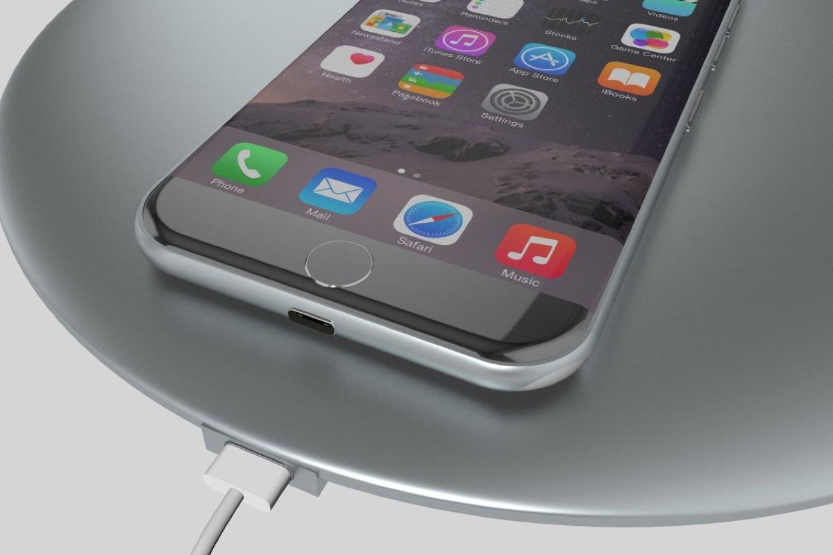 Беспроводная зарядка в iPhone 7 фактически подтверждена