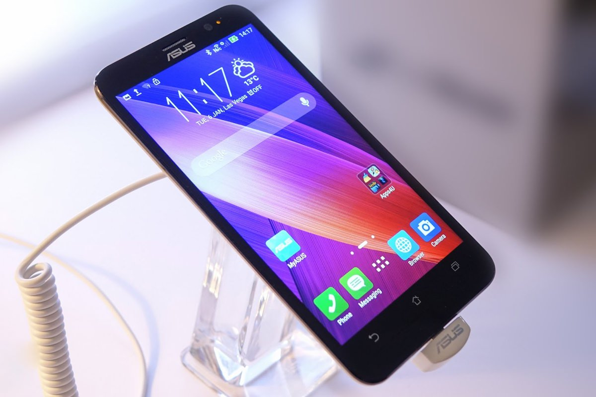Смартфон ASUS ZenFone Max начал обновляться до Android 6.0.1 Marshmallow