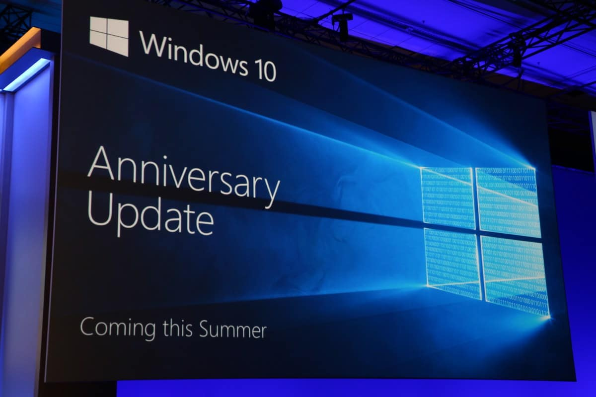 Microsoft назвала дату выхода обновления Anniversary Update для Windows 10