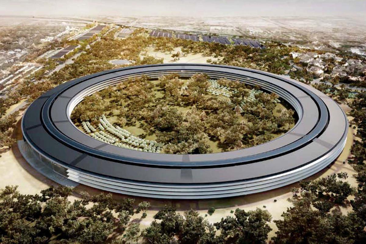 Apple будет продавать излишки солнечной энергии