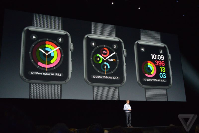 Apple Watch watchOS 3.0 2