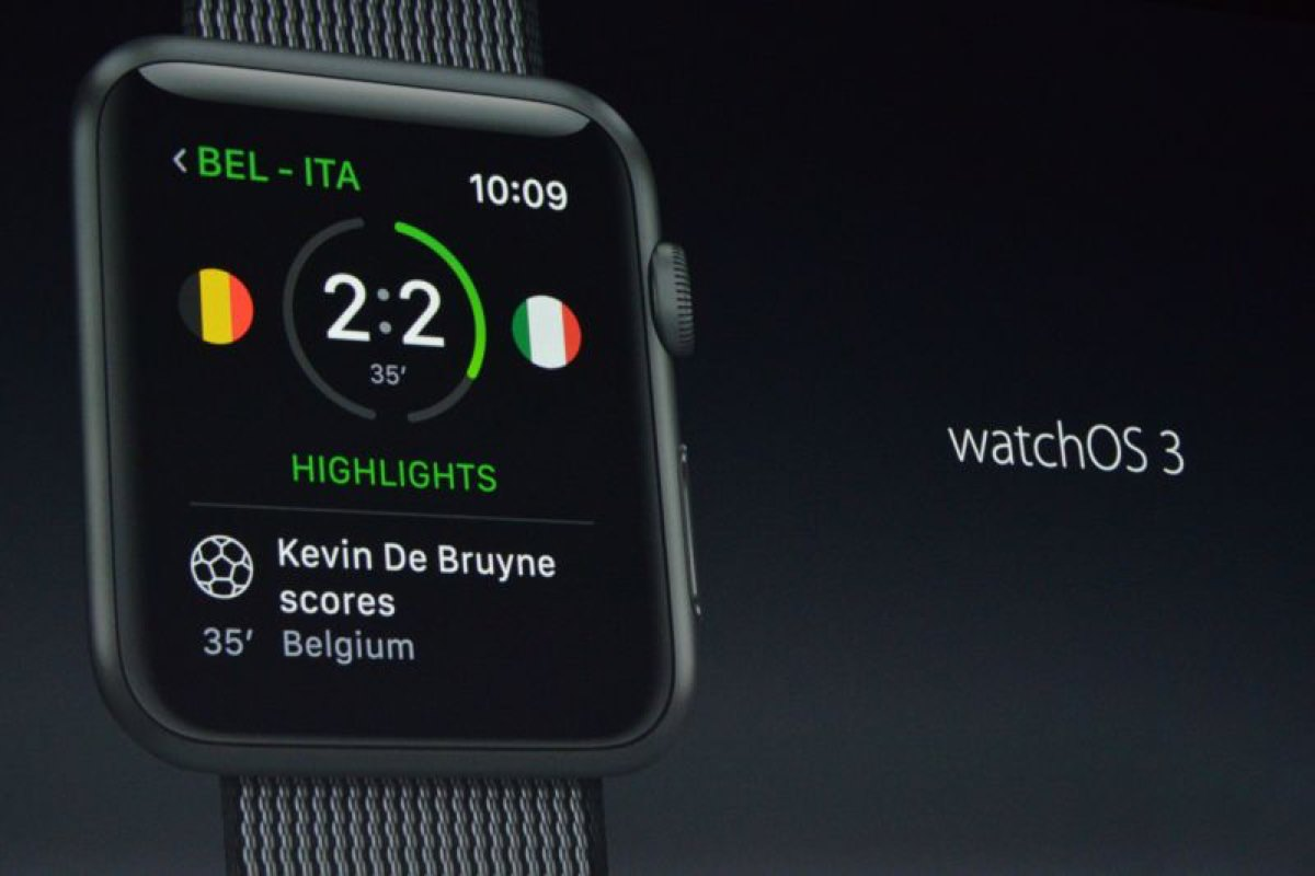 Apple Watch watchOS 3.0