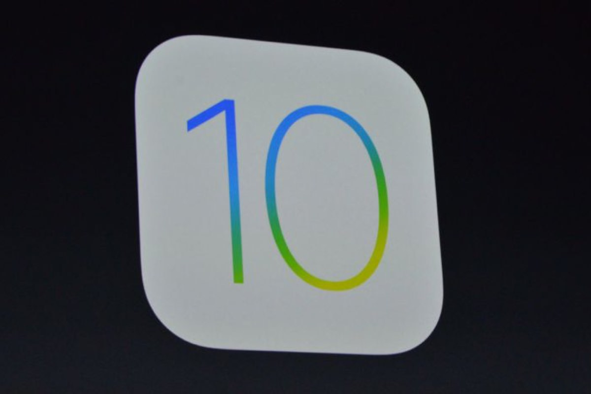 Apple представила операционную систему iOS 10
