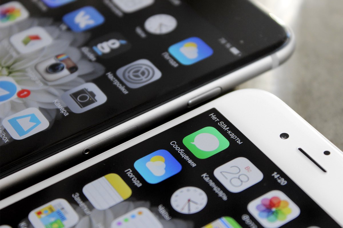 Стоит ли покупать iPhone 6s или iPhone 6s Plus летом 2016 года?