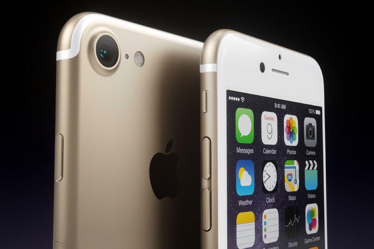Создан правдоподобный рендер iPhone 7 и iPhone 7 Pro