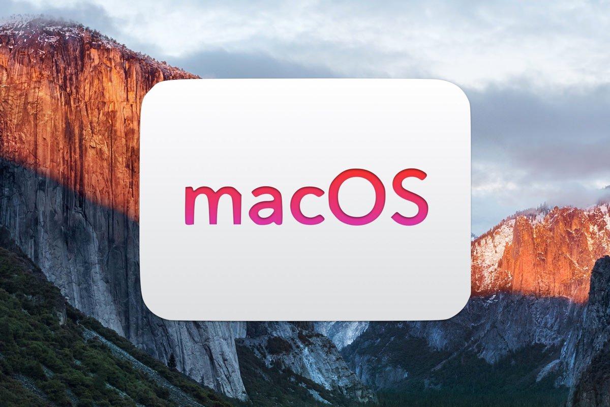 Операционная система macOS вновь «засветилась» на сайте Apple