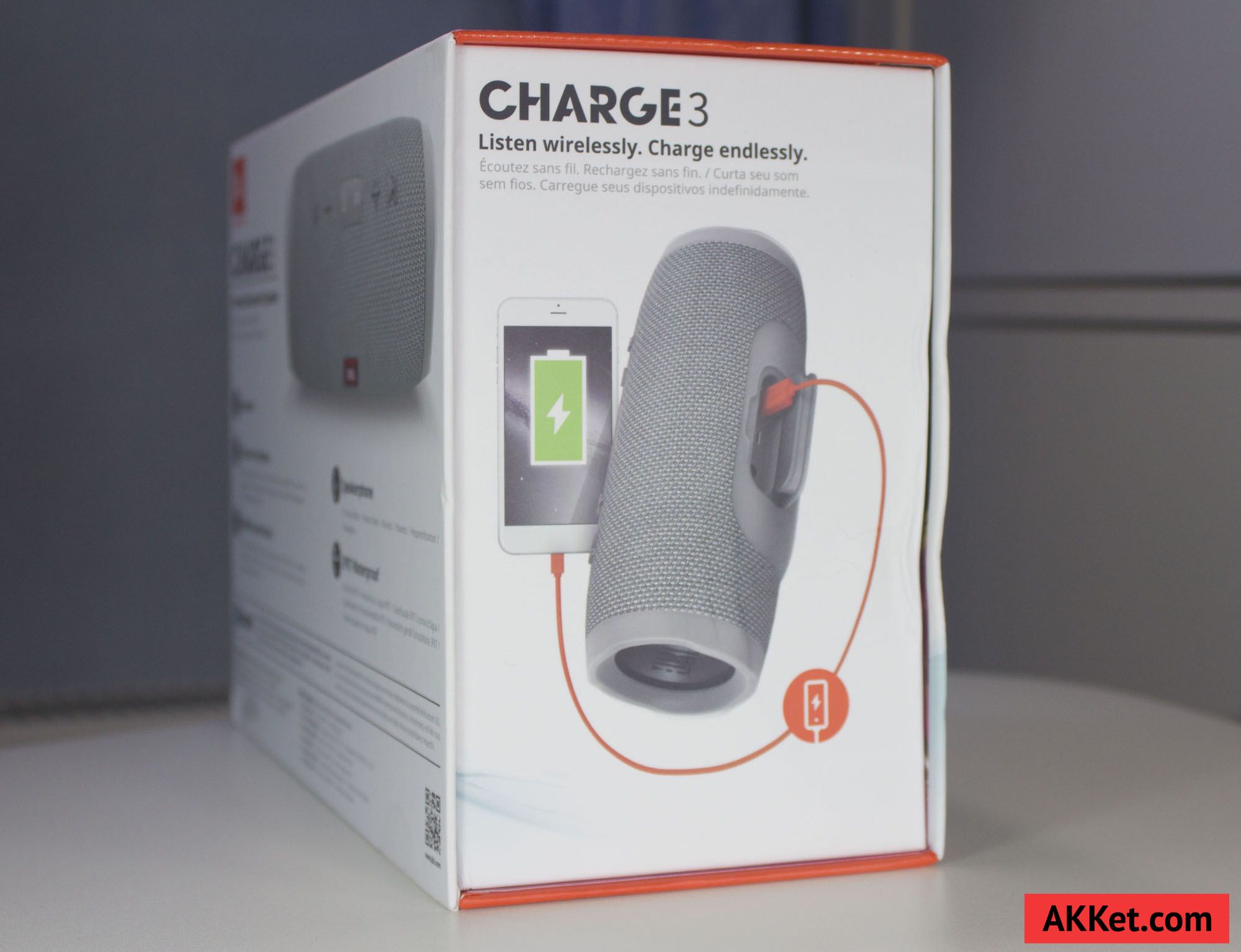 JBL Charge 3 review russia photo speaker bluetooth 3