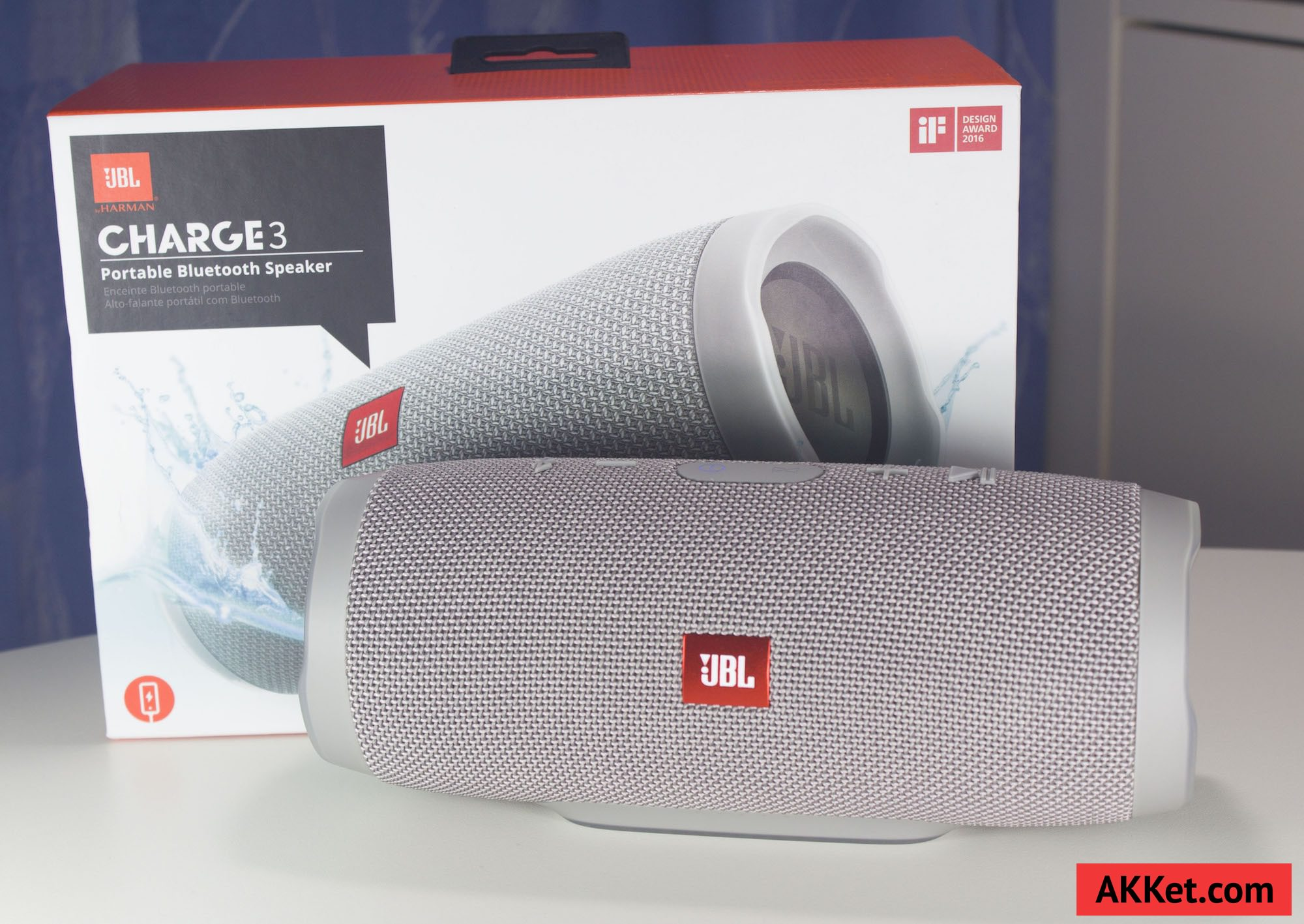 JBL Charge 3 review russia photo speaker bluetooth 31