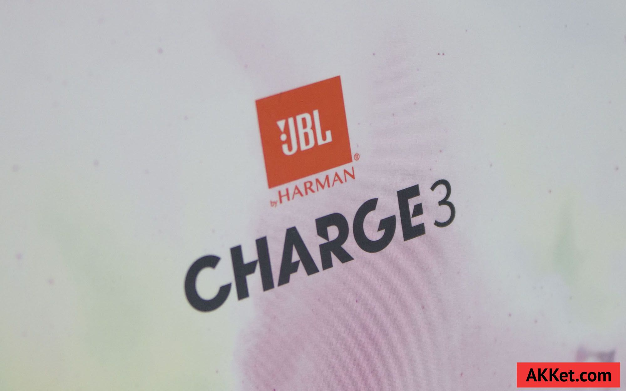 JBL Charge 3 review russia photo speaker bluetooth 5