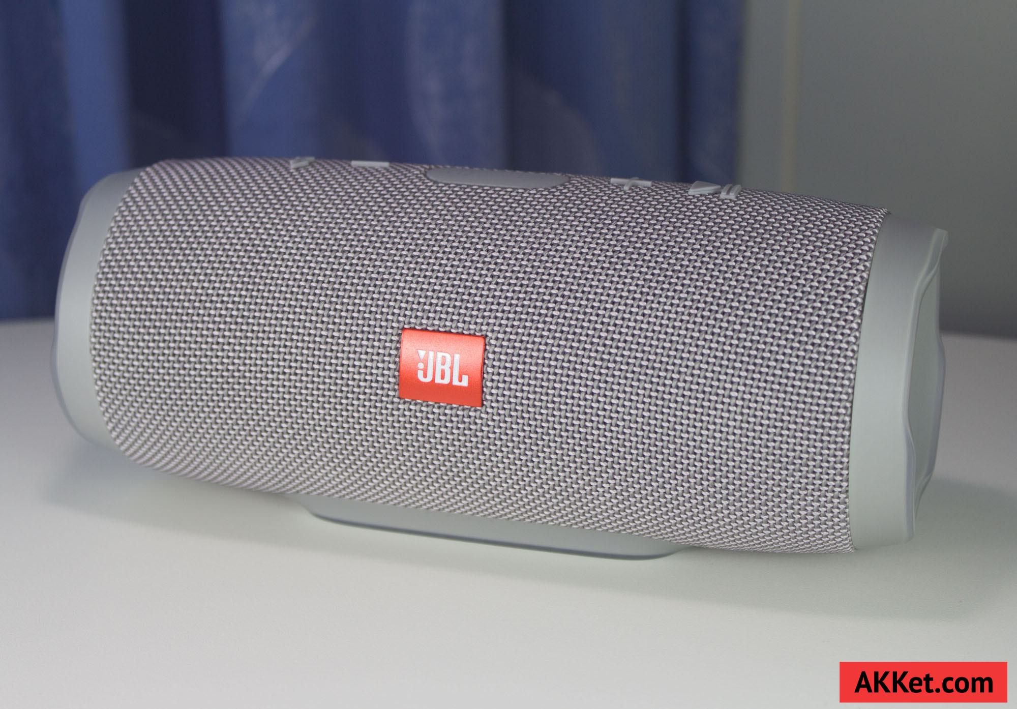 JBL Charge 3 review russia photo speaker bluetooth 6