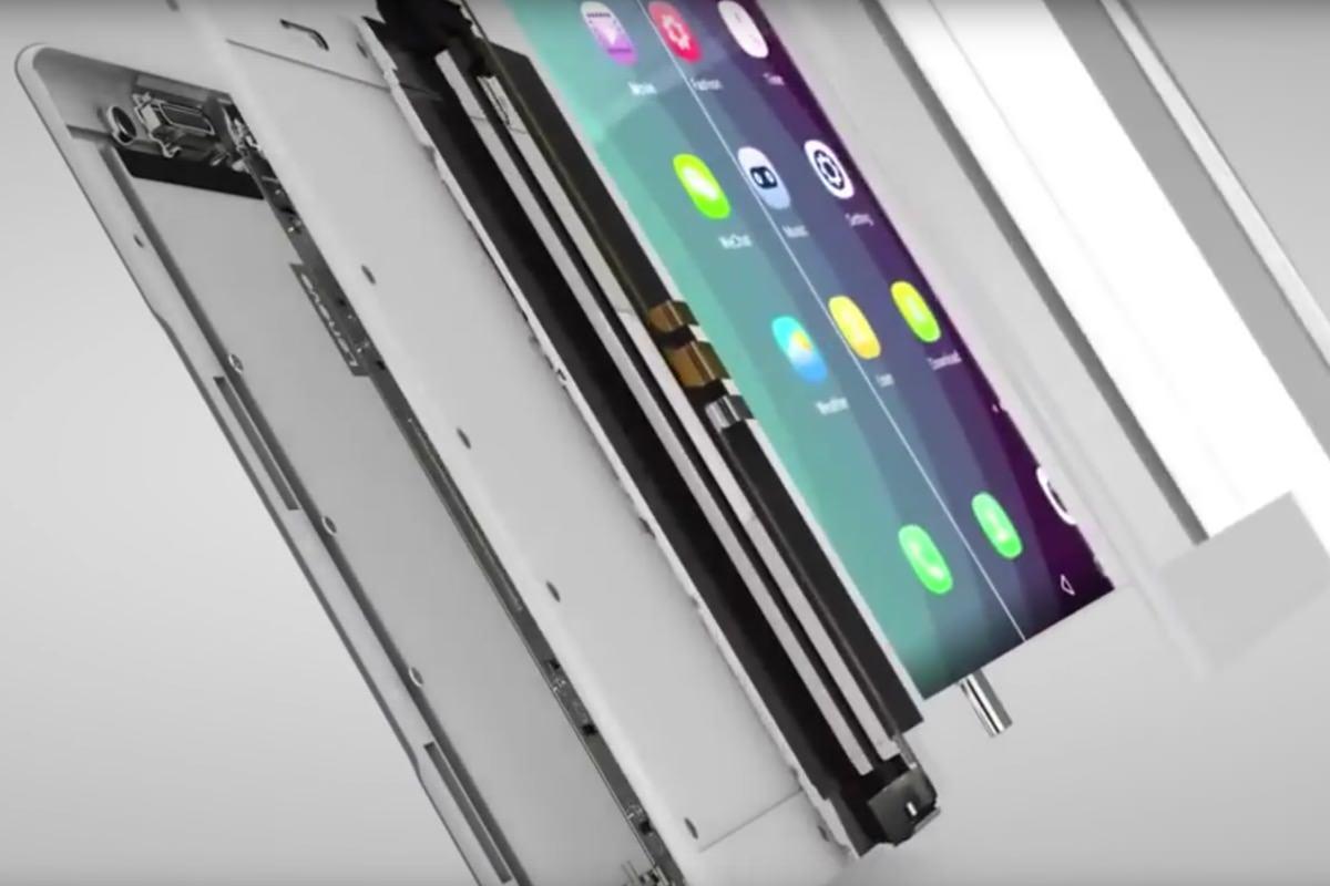 Lenovo представила первый сгибающийся смартфон и планшет