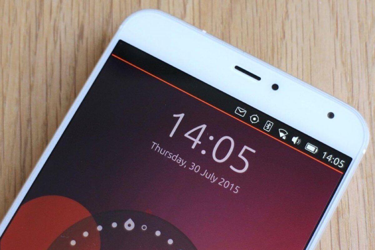 10-ядерный смартфон Meizu MX6 Ubuntu Edition