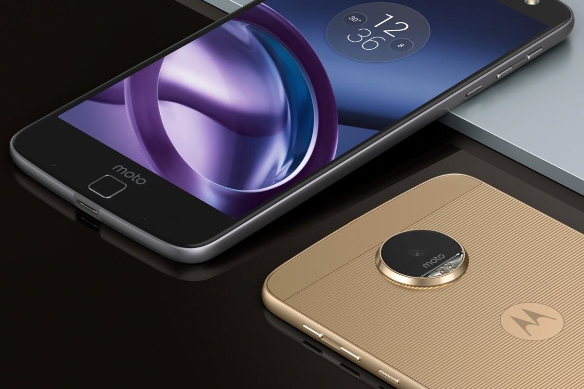 Смартфон Moto Z не получил 3,5 мм аудиоразъём