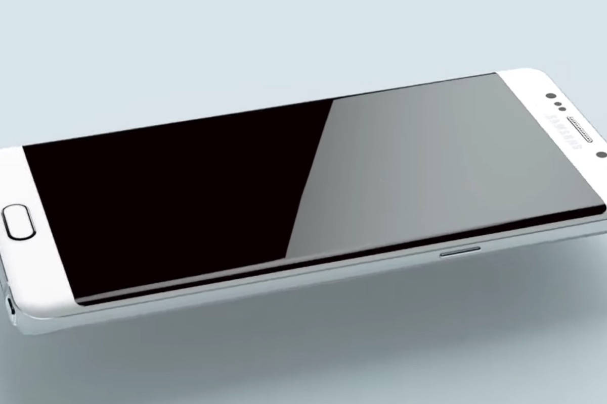 Samsung Galaxy Note 6 продемонстрировали на видео