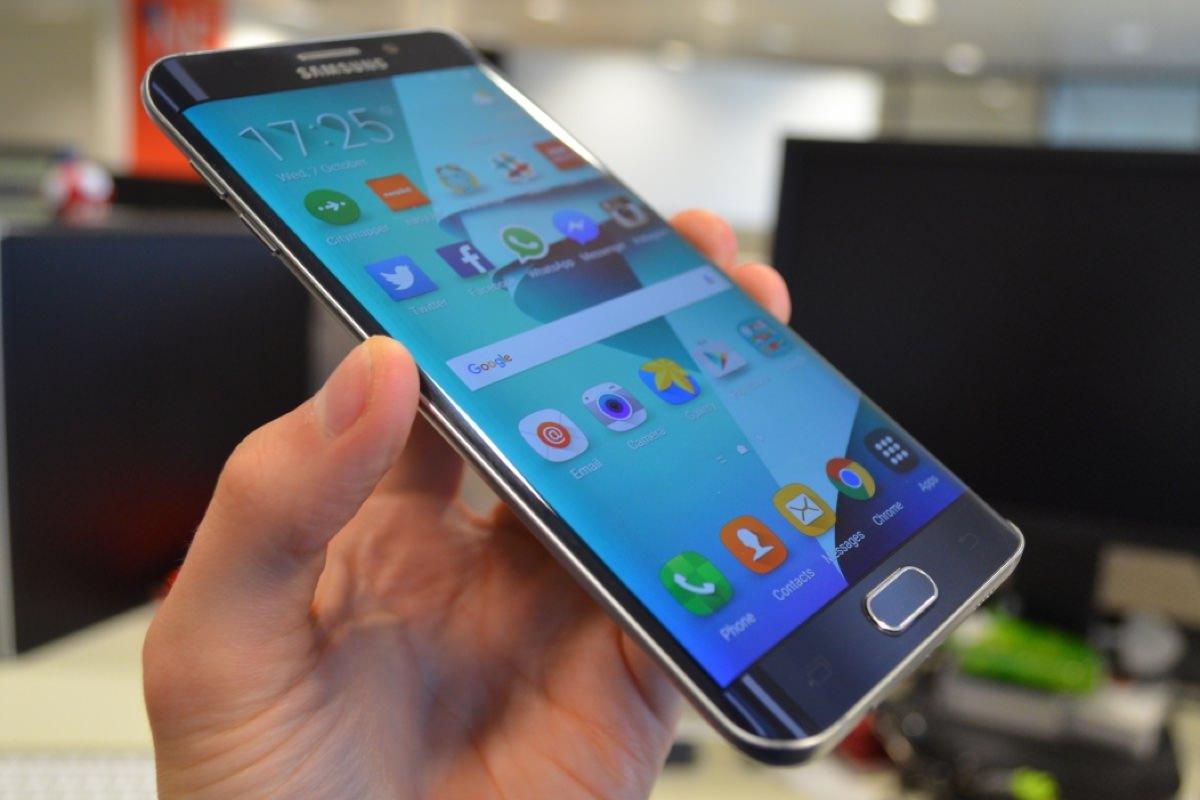 Galaxy Note 7 поступит в продажу только с изогнутым экраном