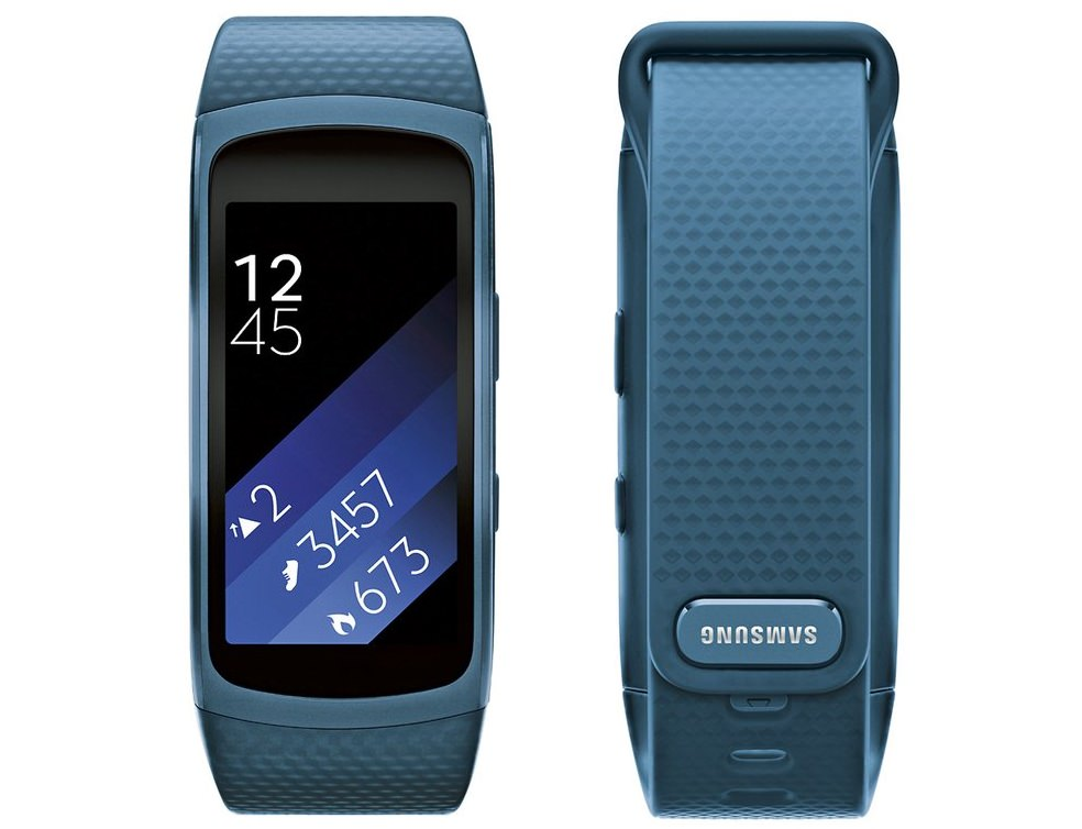 Samsung Gear Fit 2  2