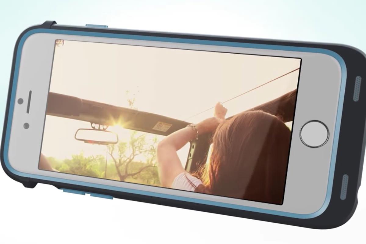 Новый чехол от SanDisk увеличивает объем встроенной памяти iPhone на 128 Гб