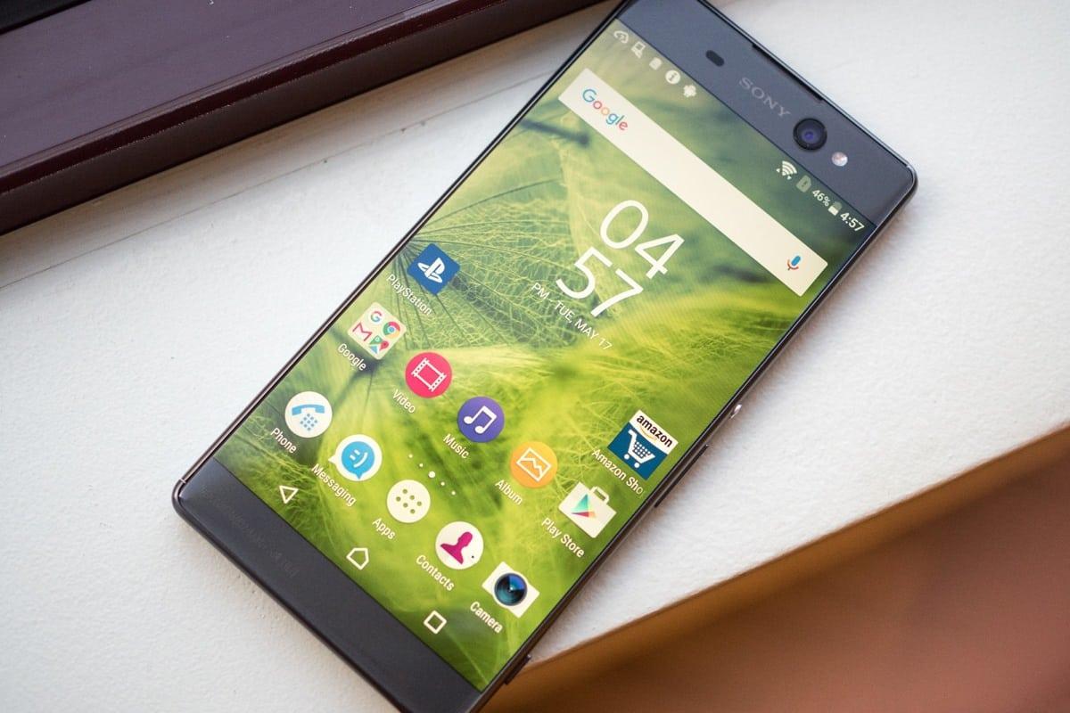 Продажи смартфона Sony Xperia XA в России стартуют в ближайшие дни