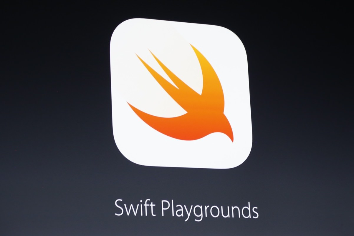 Представлено приложение Swift Playgrounds для iPad