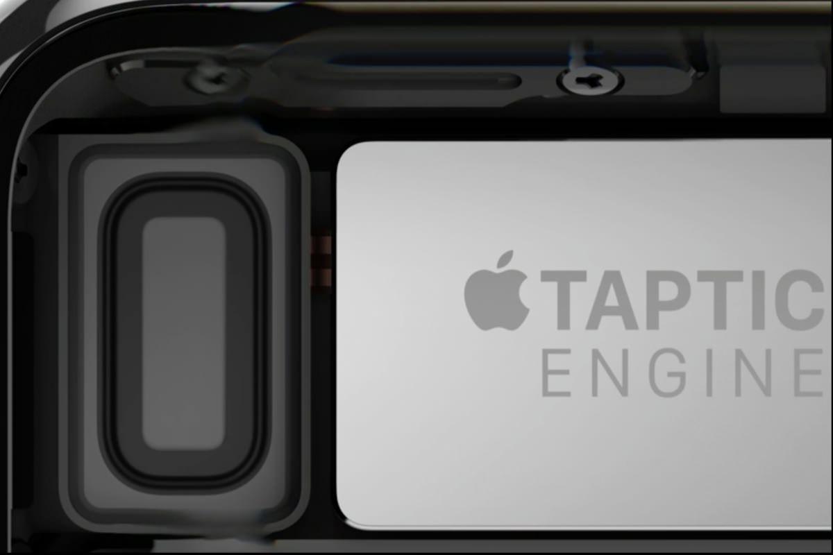 Улучшенный модуль Taptic Engine появится в iPhone 7