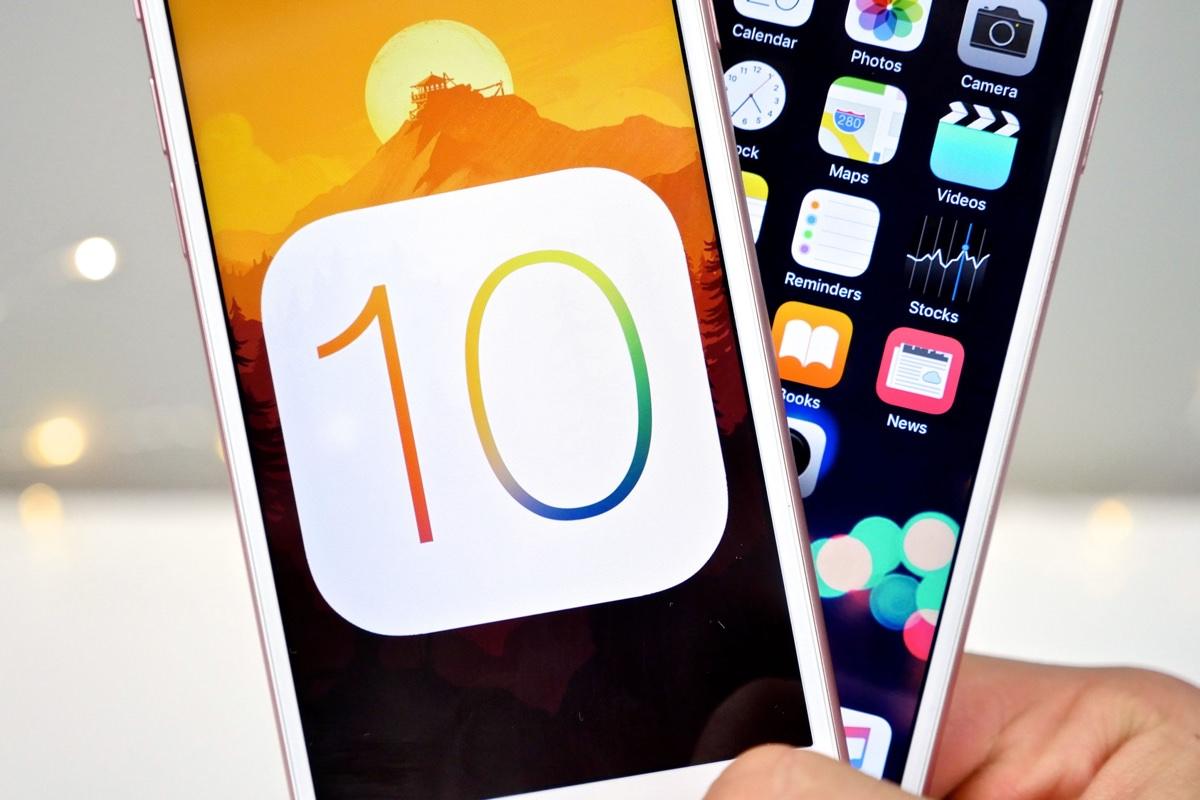 Список устройств, совместимых с iOS 10