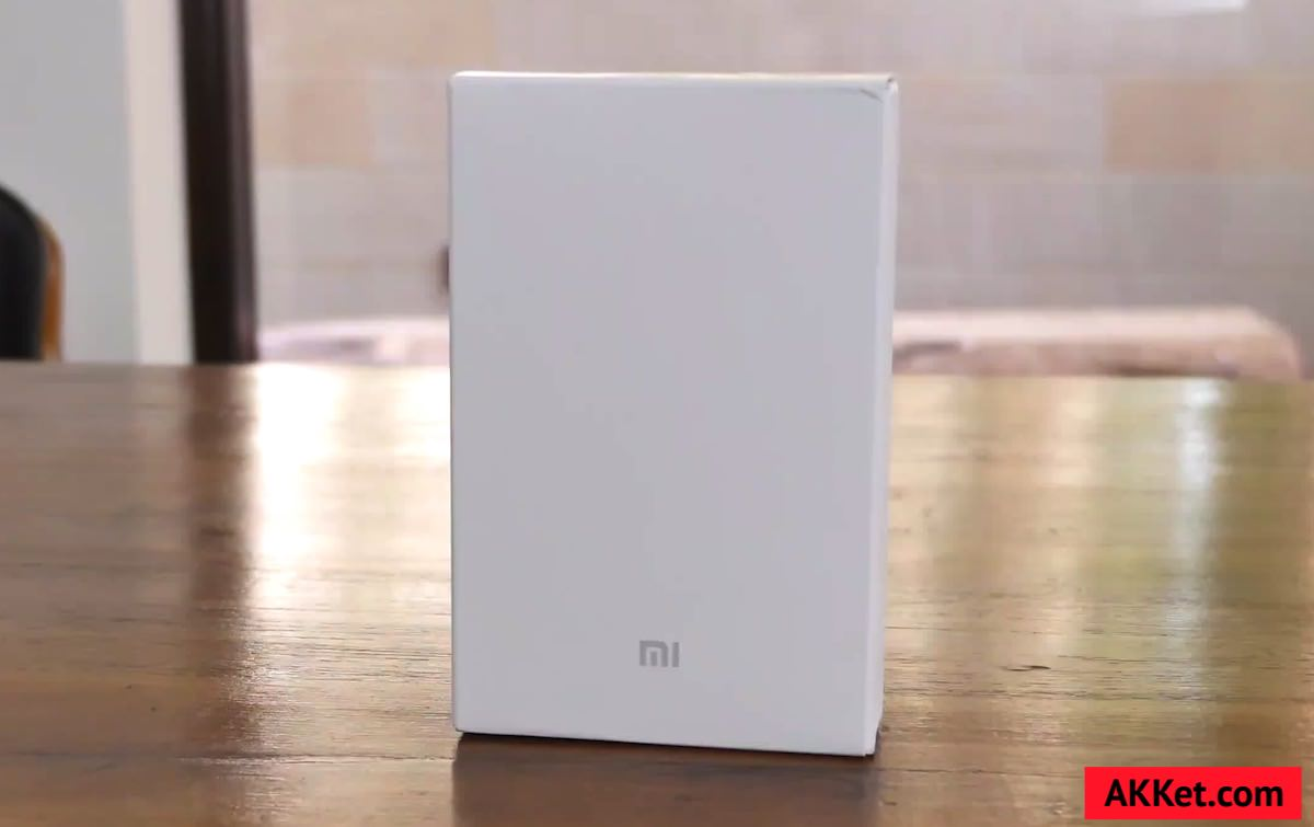 Xiaomi Mi Power Bank 20000 mAh 1