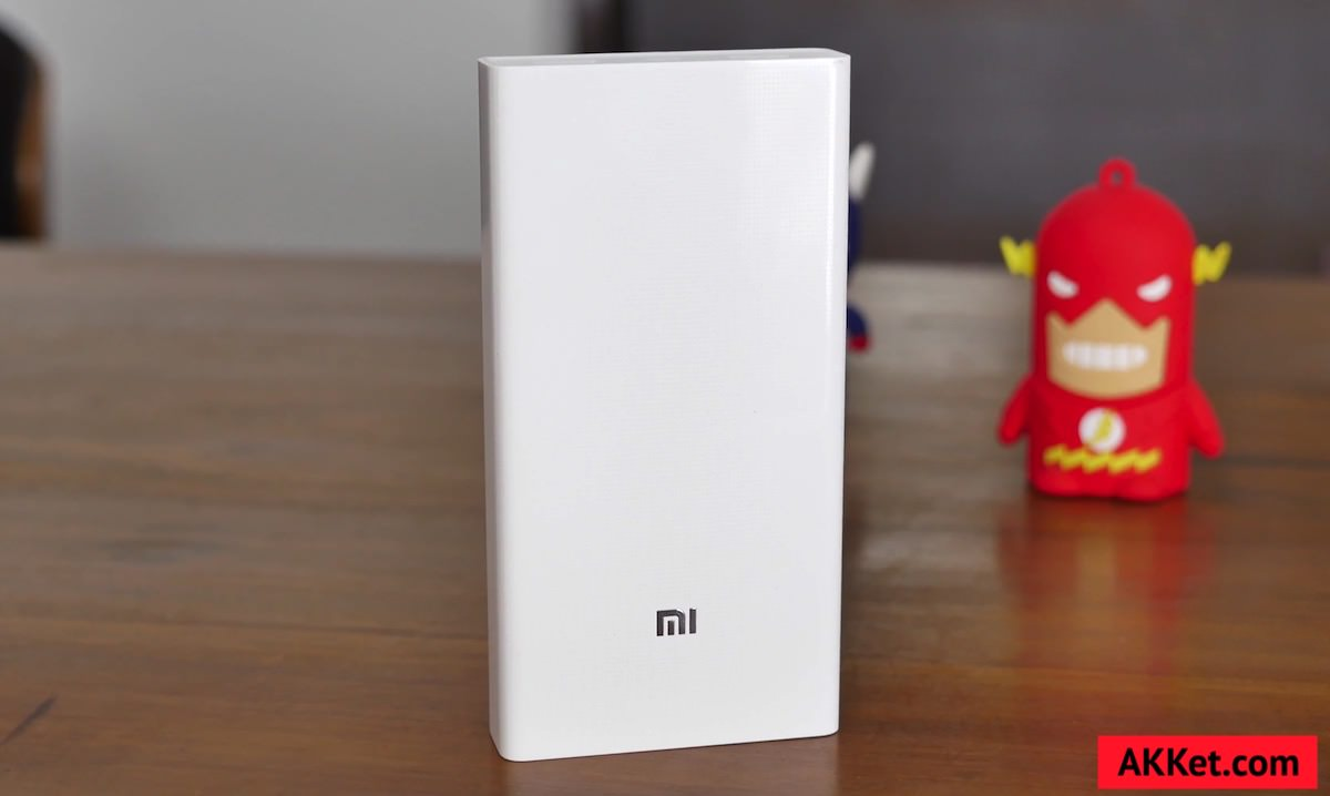 Xiaomi Mi Power Bank 20000 mAh 10