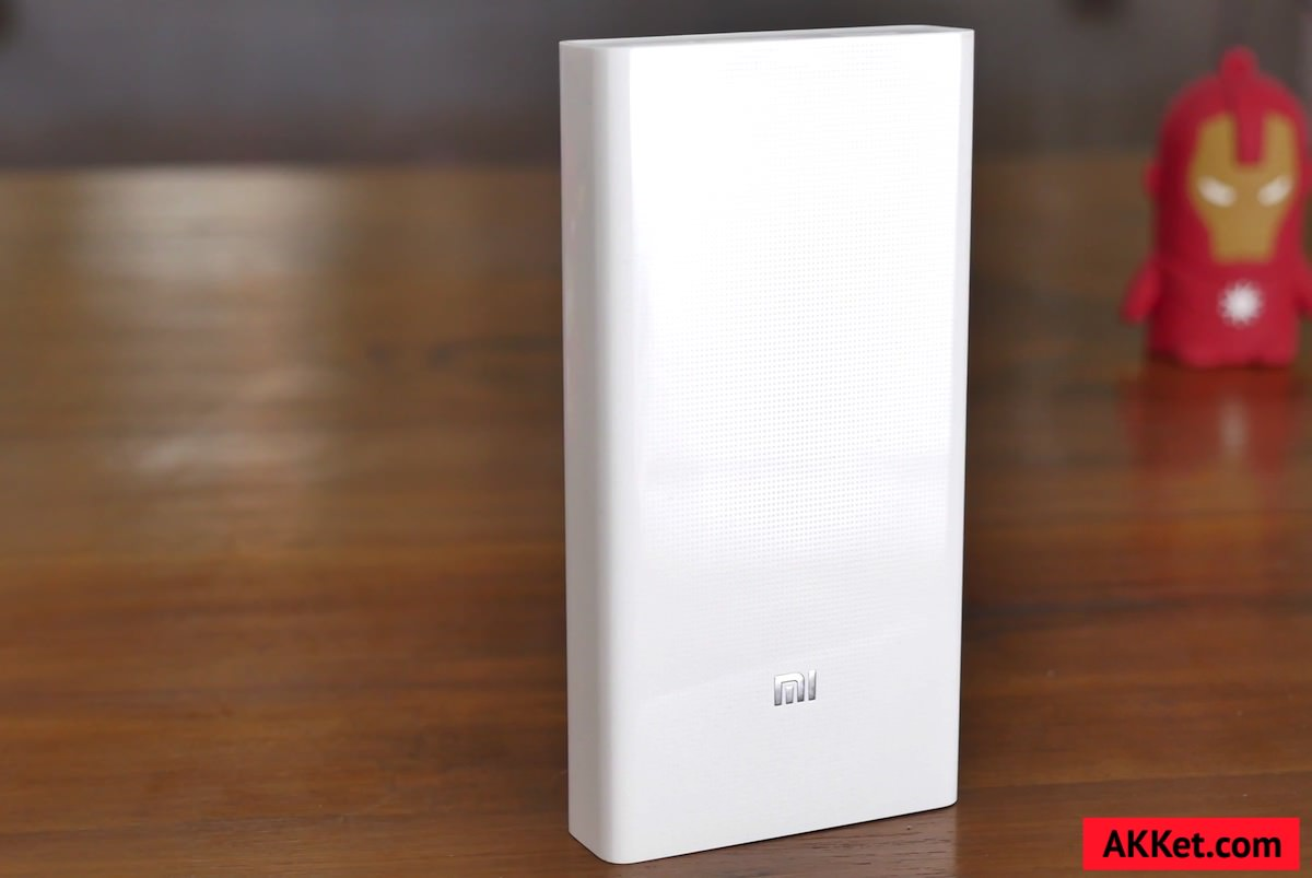Xiaomi Mi Power Bank 20000 mAh 3