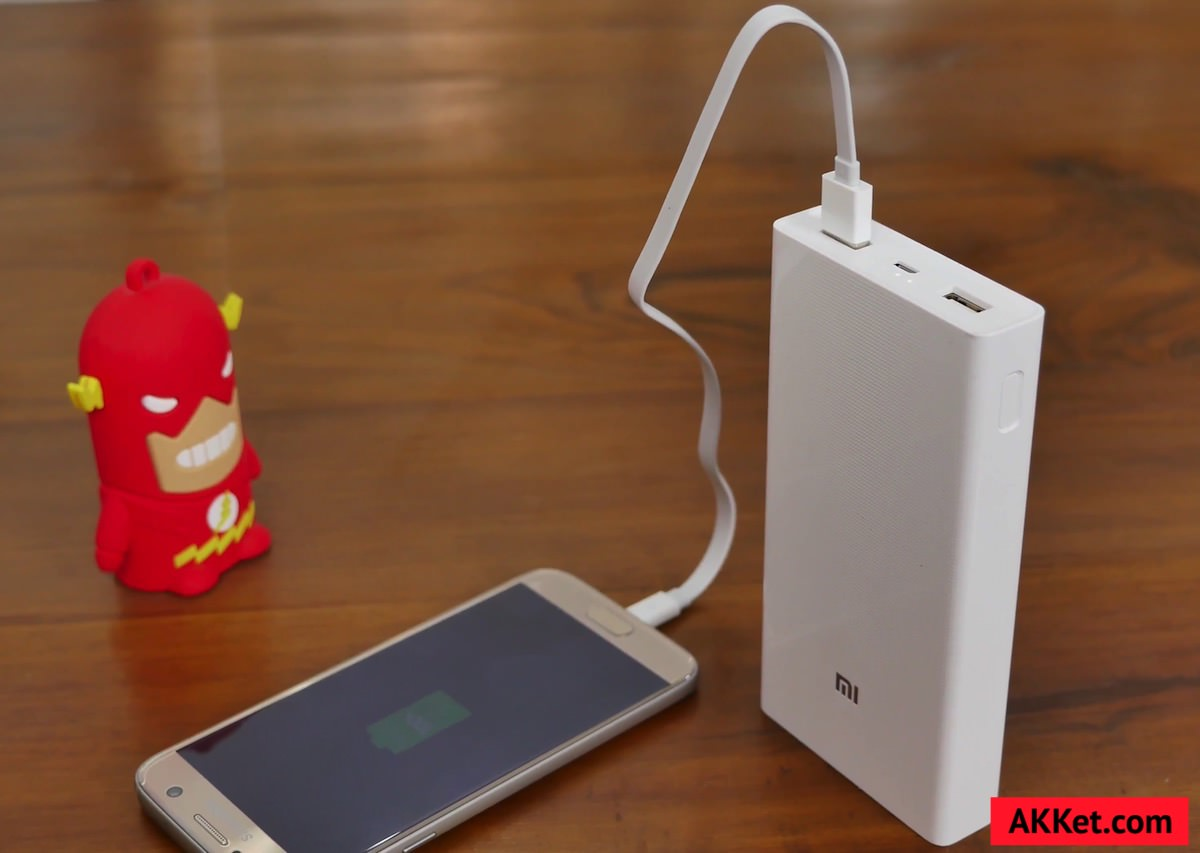 Xiaomi Mi Power Bank 20000 mAh 4
